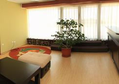 Hotel Alunis - Sovata - Lobby