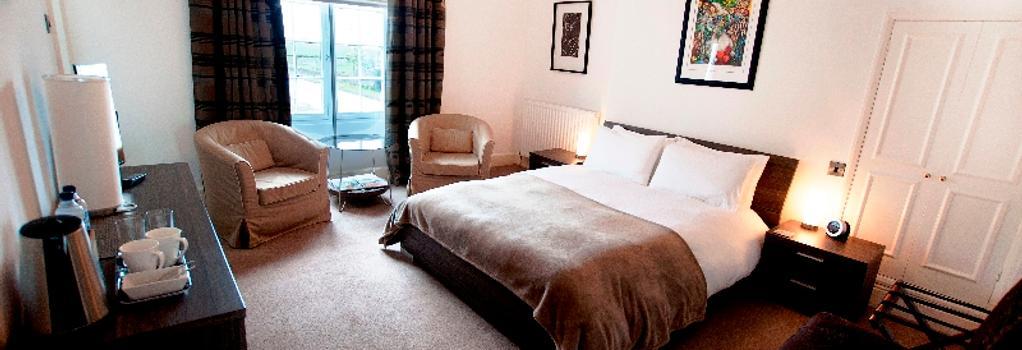 Raby Hunt Inn & Restaurant - Darlington - Bedroom