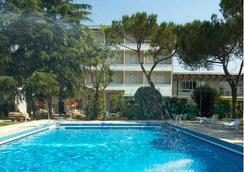 Hotel Excelsior Terme - Abano Terme - Pool