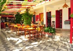 Hi Hostel & Pousada do Reggae - Morro de Sao Paulo - Restaurant