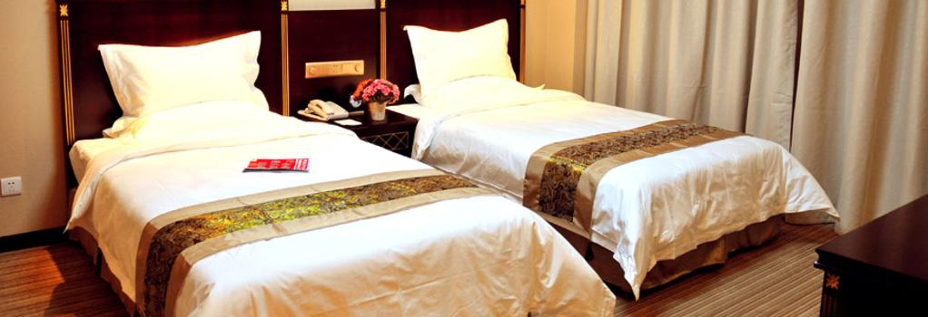 Yellow River Pearl Hotel - Yinchuan - Bedroom