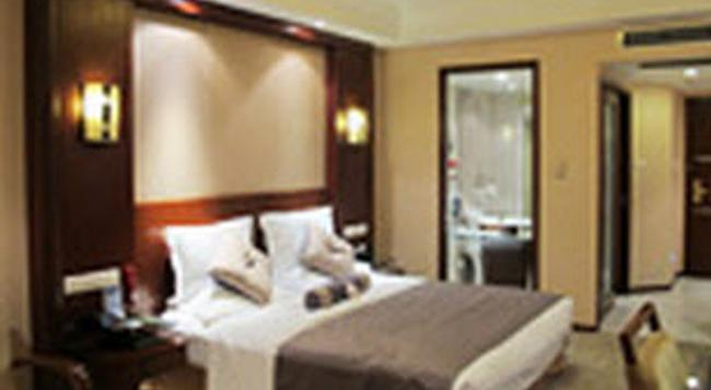Xuzhou Hanyuan Express Hotel - Xuzhou - Bedroom