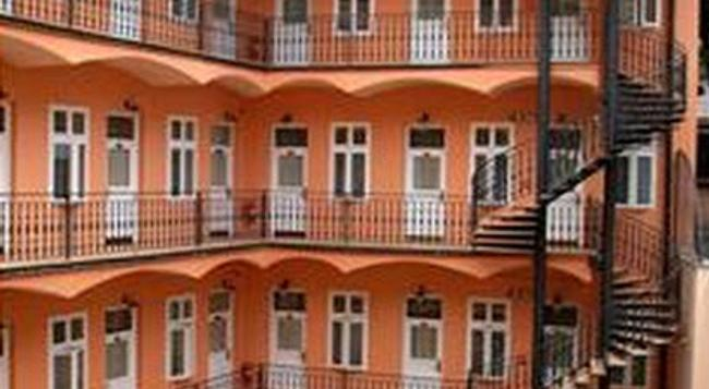 Ariston & Ariston Patio Hotel - Prague - Building