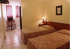 Hotel Kananxuê - Goiânia - Bedroom