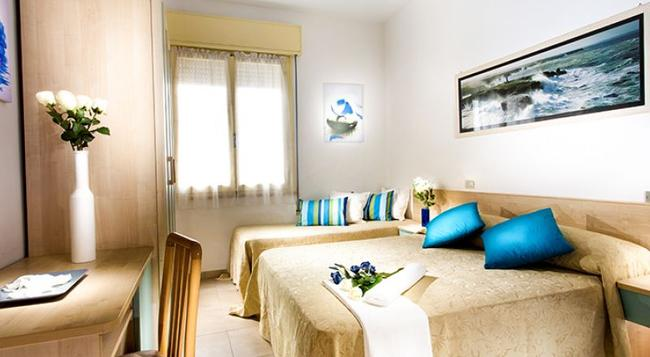 Hotel Ben Hur - Cesenatico - Bedroom