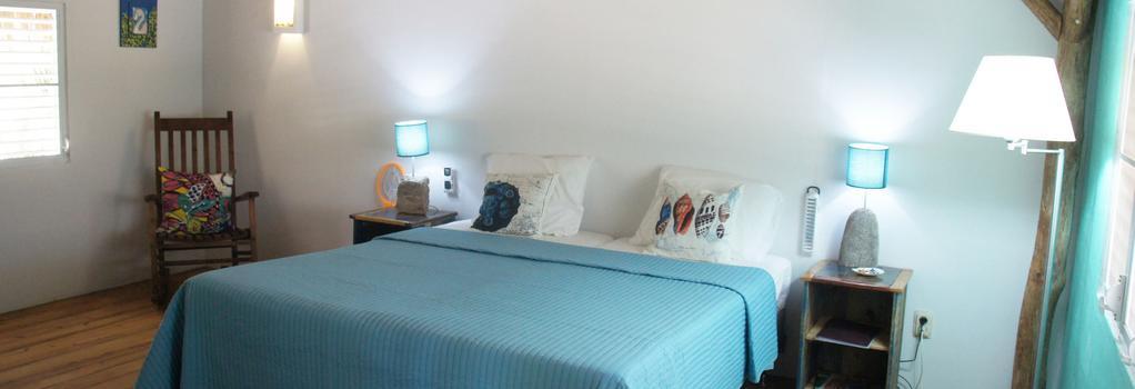 Mondi Lodge - Willemstad - Bedroom