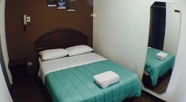 La Posada Del Rey 2- Lima Airport - Lima - Bedroom