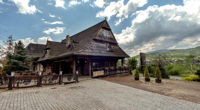 Pensjonat Karczma Beskidzka - Bielsko-Biala - Building