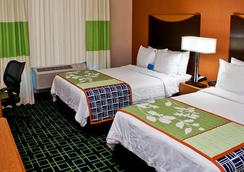 Residence Inn by Marriott Fort Lauderdale Airport and Cruise Port - Dania Beach - Bedroom