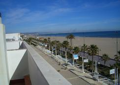 El Globo - Valencia - Beach