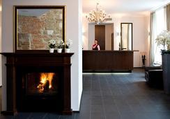 The von Stackelberg Hotel Tallinn - Tallinn - Lobby