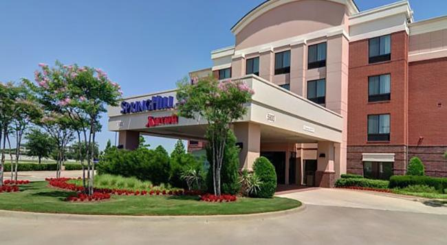 SpringHill Suites by Marriott Dallas DFW Airport East-Las Colinas Irving - Irving - Building