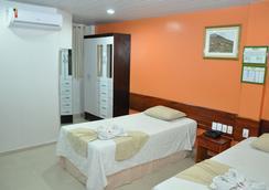 Frota Palace Hotel - Macapá - Bedroom