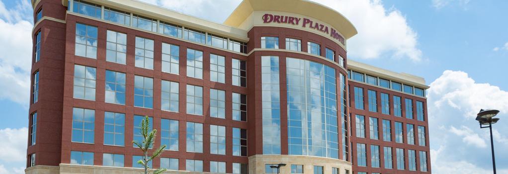 Drury Plaza Hotel Indianapolis Carmel - Indianapolis - Building