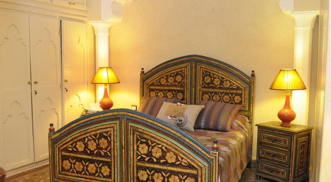 Ryad Atlas Quatre - Marrakesh - Bedroom