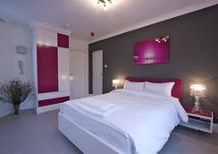 Central Park Hotel - London - Bedroom