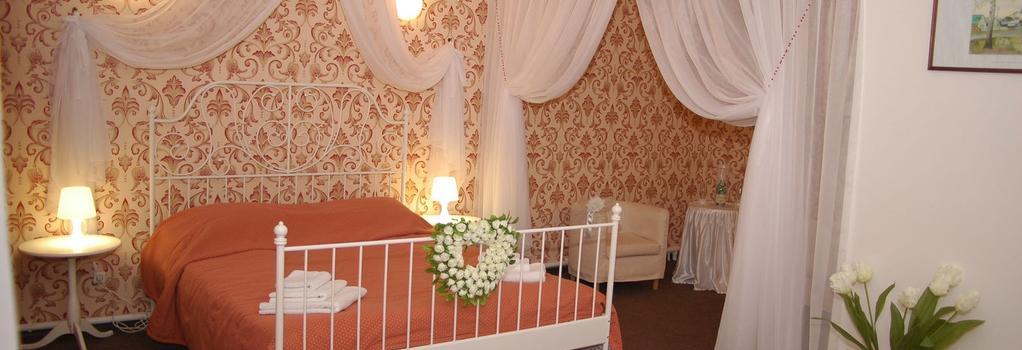 Aster Hotel - Ulyanovsk - Bedroom