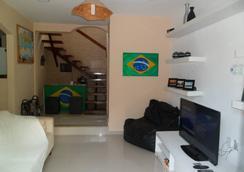 Secreto's Hostel - Rio de Janeiro - Living room