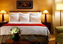 London Marriott Hotel West India Quay - London - Bedroom