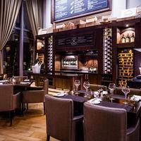 London Marriott Hotel West India Quay Restaurant