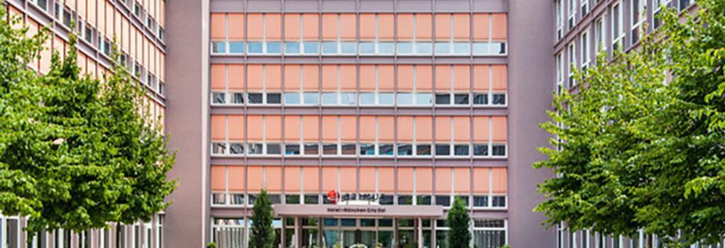 Azimut Hotel Munich - Munich - Building
