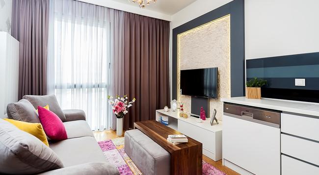 Mera Suites - Istanbul - Bedroom