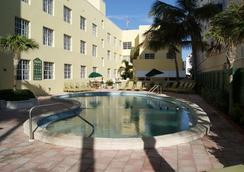 Westgate South Beach Oceanfront Resort - Miami Beach - Pool