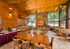 River Terrace Resort & Convention Center - Gatlinburg - Restaurant