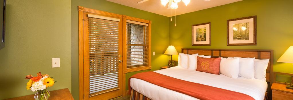 Westgate Smoky Mountain Resort & Spa - Gatlinburg - Bedroom