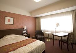 Solaria Nishitetsu Hotel - Fukuoka - Bedroom
