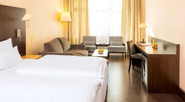 NH München City Süd - Munich - Bedroom