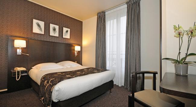 Hôtel Eiffel Saint Charles - Paris - Bedroom