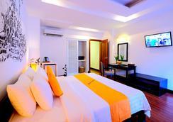 La Residence Blanc D'Angkor - Siem Reap - Bedroom