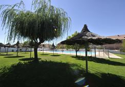 Hotel Puerta de Segovia - Segovia - Pool