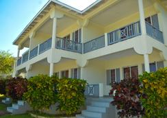 The Royal Hummingbird Resort - Negril - Outdoor view
