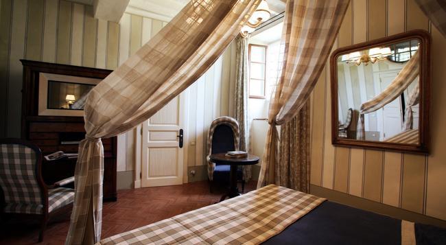 Villa Bordoni - Greve in Chianti - Bedroom