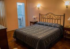 Hotel Lyon - Buenos Aires - Bedroom