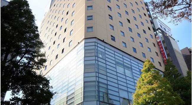 Hotel Sunroute Kawasaki - Kawasaki (Kanagawa) - Building