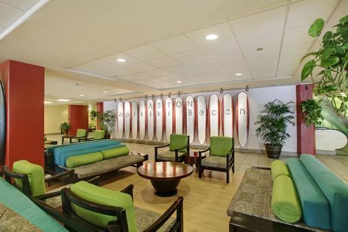 Aston Waikiki Beach Hotel - Honolulu - Lobby