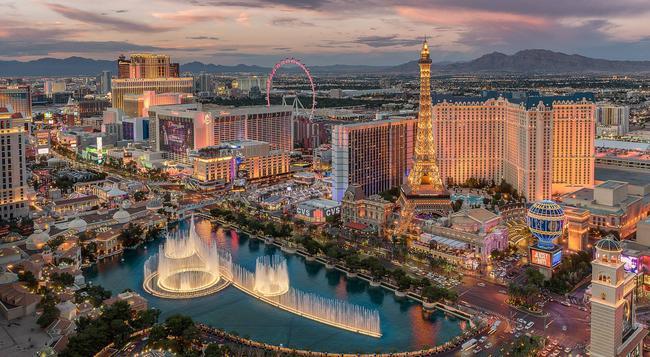 The Cosmopolitan of Las Vegas - Las Vegas - Building