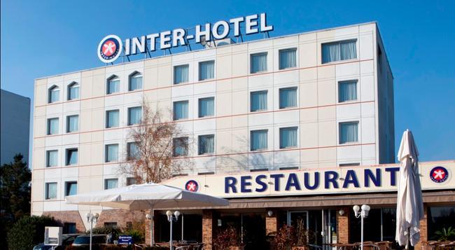 Inter Hotel Apolonia Bordeaux Lac - Bordeaux - Building