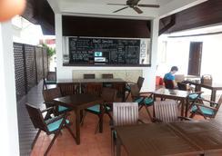 Baan Bophut Beach Hotel - Ko Samui - Restaurant