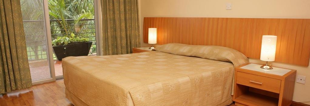 Kabira Country Club - Kampala - Bedroom