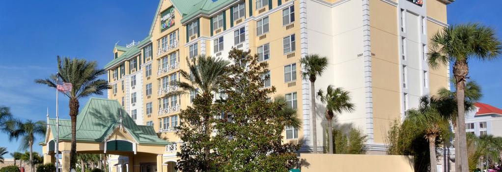 Inn at Calypso Cay Lake Buena Vista South - Kissimmee - Building