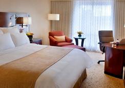 Boston Marriott Newton - Newton - Bedroom