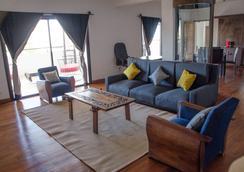 La Compagnie des Voyageurs - Antananarivo - Lounge