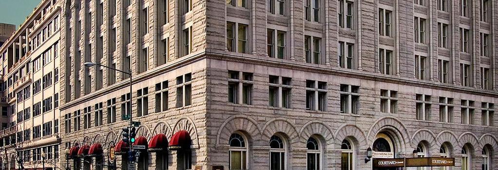 Courtyard by Marriott Washington Convention Center - Washington - Building