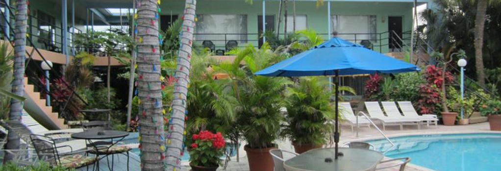 Victoria Park A North Beach Village Resort Hotel - Fort Lauderdale - Building