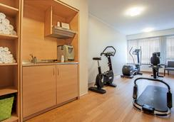 Starling Residence Genève - Geneva - Gym