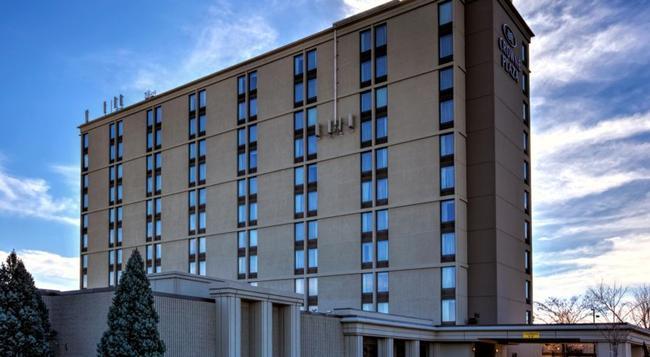 Crowne Plaza Newark Airport - Elizabeth - Building